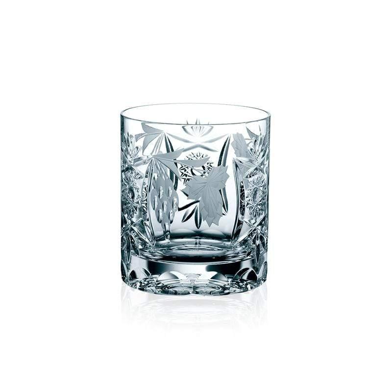 葡萄威士忌杯9cm-透明