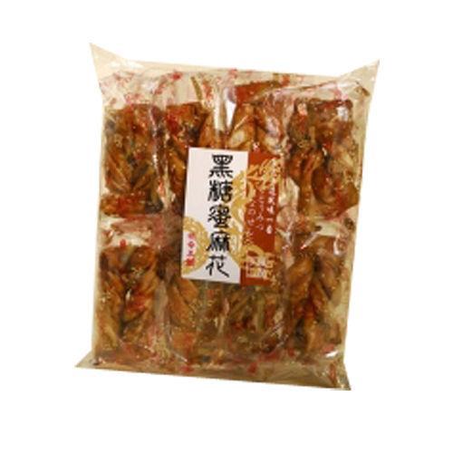黑糖蜜麻花250g【愛買】