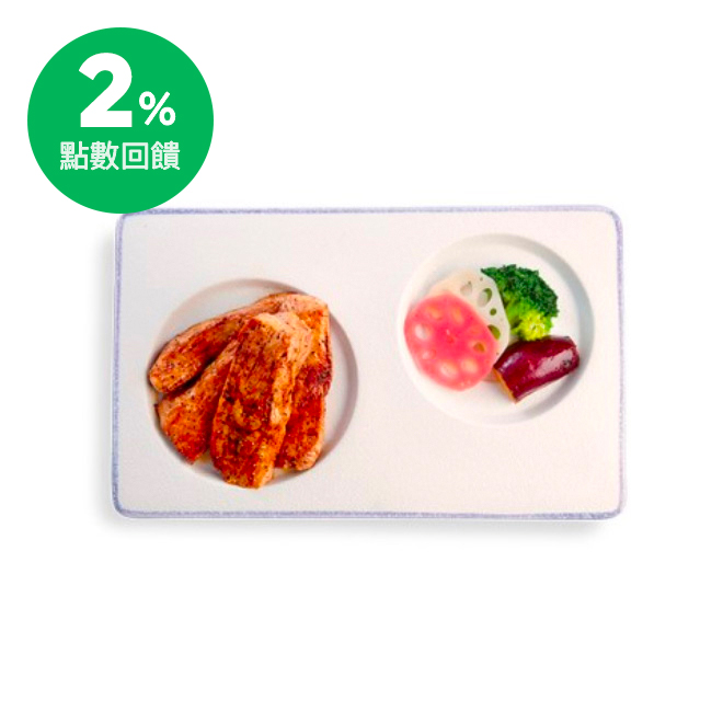 陶板屋 嫩煎豚排套餐
