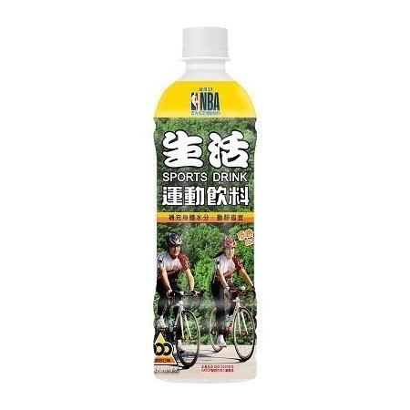 《生活》運動飲料24入(600ml)免運