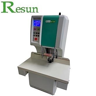 Resun 全自動液晶膠管 裝訂機 /台 NB-508