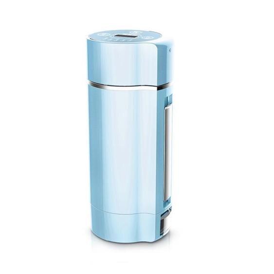 賽美特DJ-H1迷你小容量豆漿機1-2人家用全自動免濾單人嬰兒輔食機