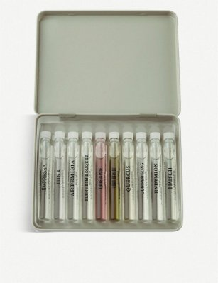 [小珊瑚]英國購入正貨 Penhaligon's 潘海利根圖書館 2ml x 10支 試管香水組 包含獸首系列 香氛圖書館 Scent Library