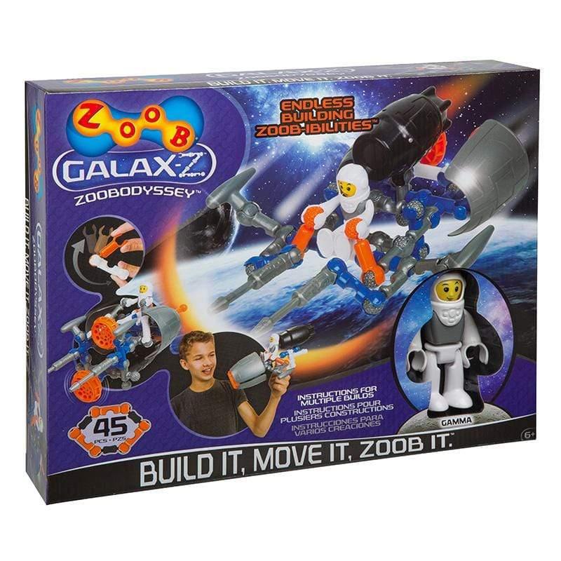 銀河探險系列-登陸艇 160220-3