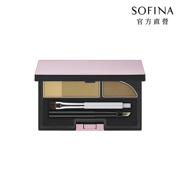 SOFINA 星鑽美形眉粉升級版 BR11