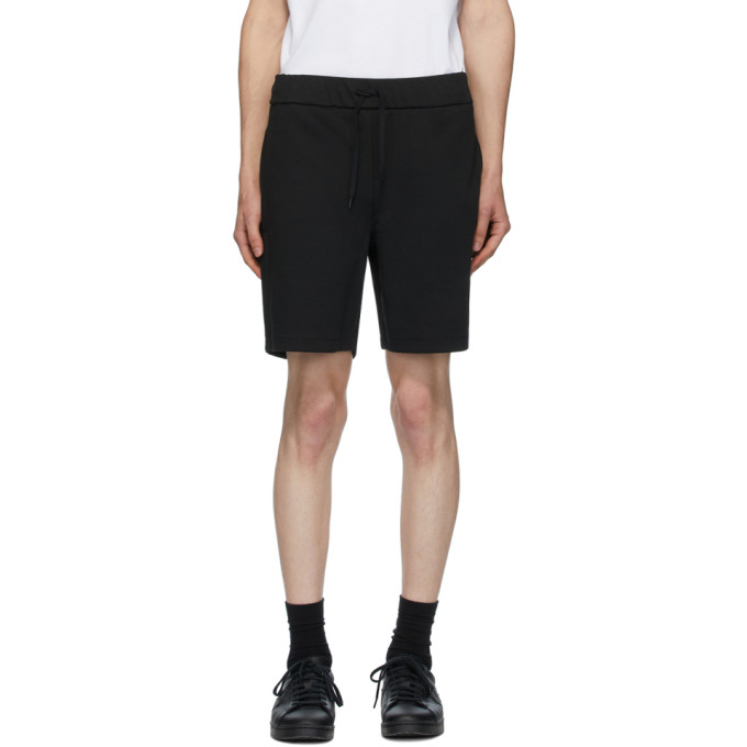 A.P.C. 黑色 Francois 短裤