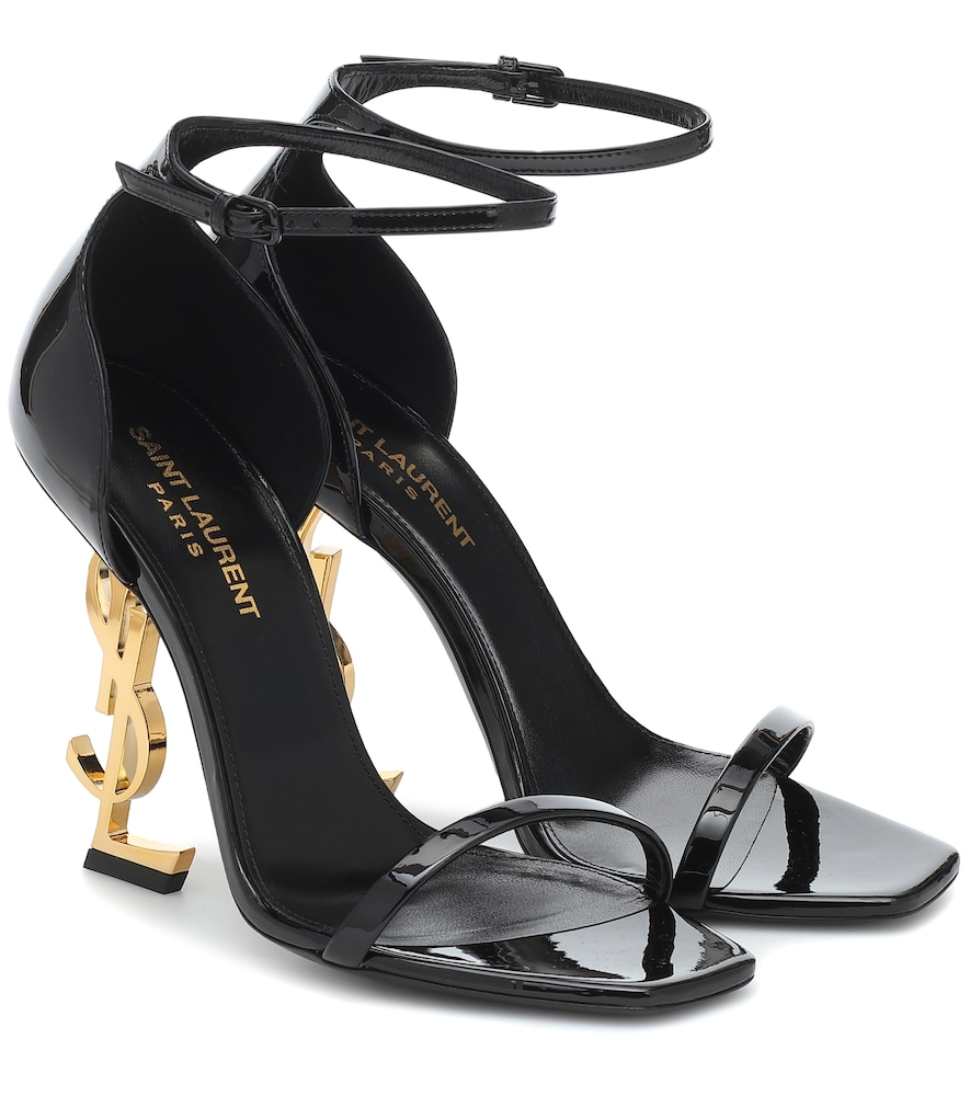 Opyum 110 patent leather sandals