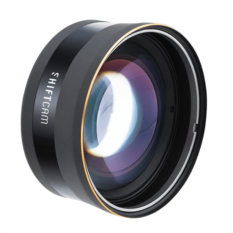 ShiftCam 2.0 PRO 長距離微距鏡頭