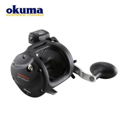 Okuma MAGDA PRO 美克達 記數碼表捲線器 MA30DXT