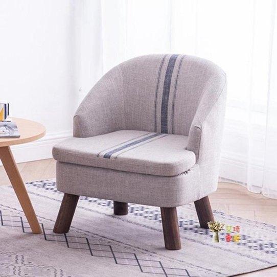 哺乳沙發 北歐小戶型單人懶人沙發臥室書桌哺乳椅休閒電腦椅陽臺靠背椅T 多色 秋冬新品特惠