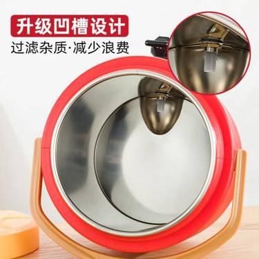 304大容量商用奶茶桶保溫桶奶茶店不銹鋼果汁豆漿飲料涼茶桶小型