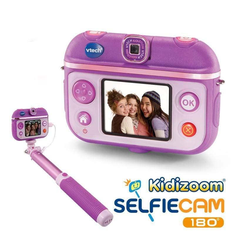 多功能兒童自拍造型相機