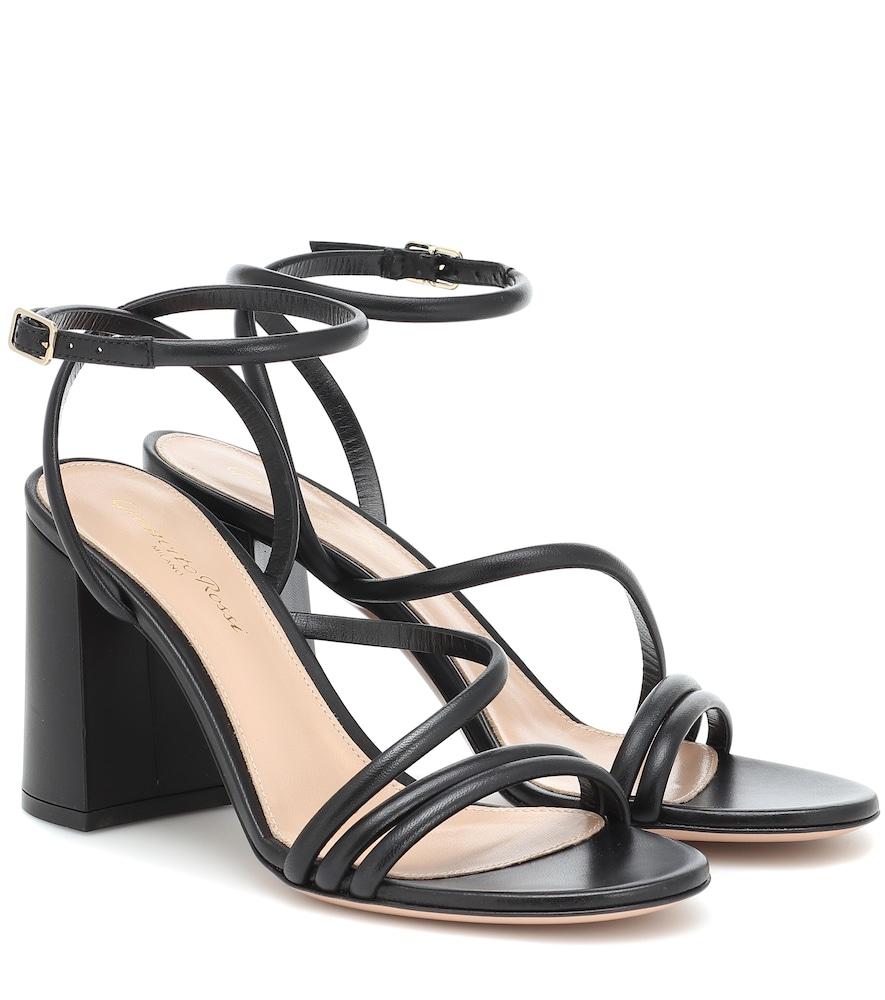 Bekah 85 leather sandals