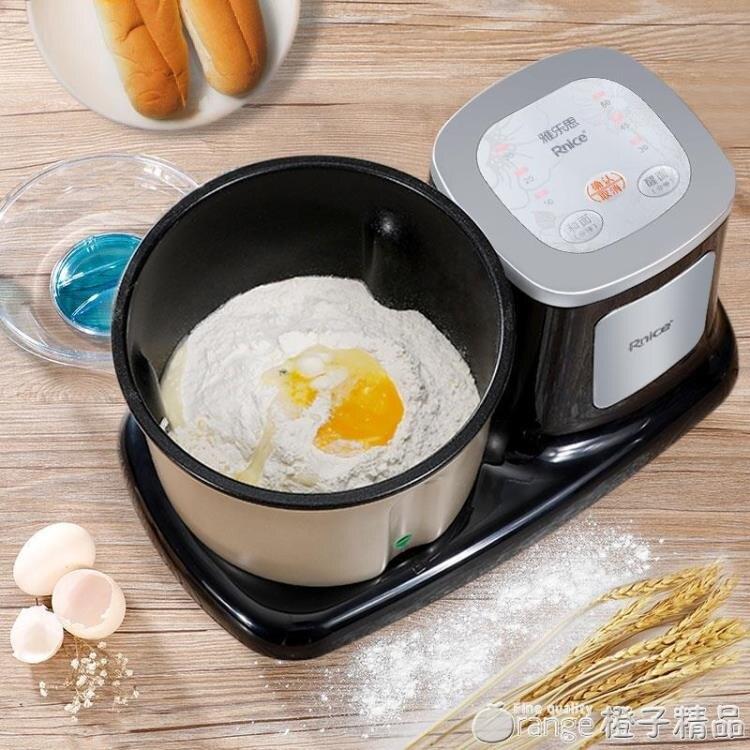 和面機家用全自動揉面機家用多功能廚師機攪面醒面發酵機雅樂思qm