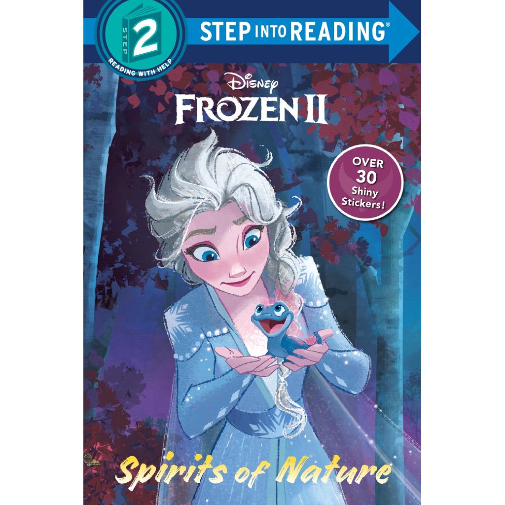 Frozen 2: Spirits of Nature (Level 2)【禮筑外文書店】[9折]