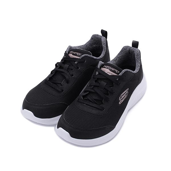 SKECHERS ULTRA FLEX 2.0 綁帶運動鞋 黑金白 13352BKW 女鞋 休閒