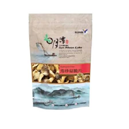 魚池鄉農會 秀珍菇脆片-原味(任選) 90g/包