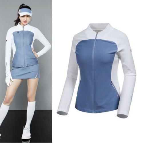 韓國W.angle Golf / W限量女性高爾夫高機能防風外套