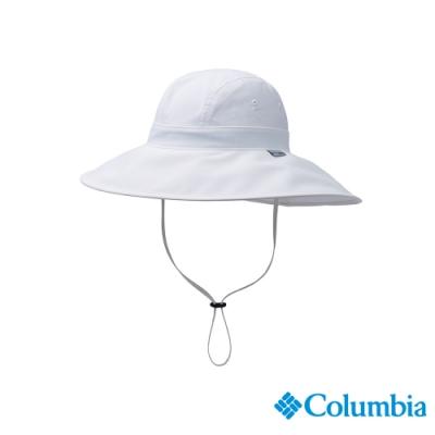 Columbia 哥倫比亞 中性 - 防曬50 遮陽帽- 白色 UCL22760WT