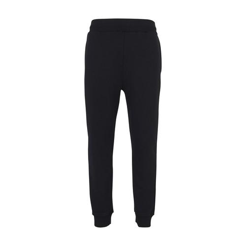 Slim fit bracket print pants