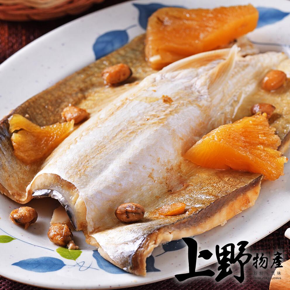 上野物產健康養殖台南虱目魚肚切片(140g10%/片)