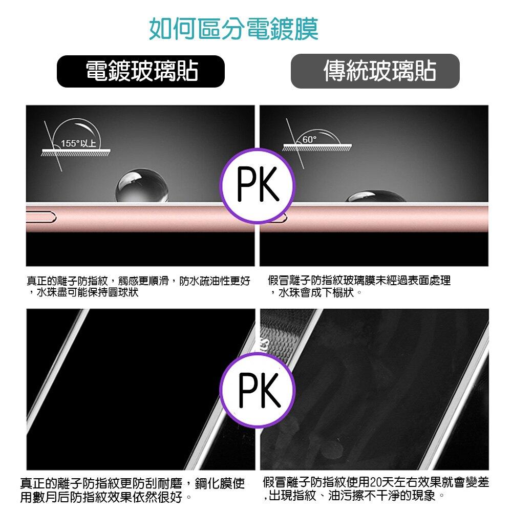 電鍍保護貼 玻璃貼 ASUS zenfone5 5Z 5Q Zenfone4 Zenfone3