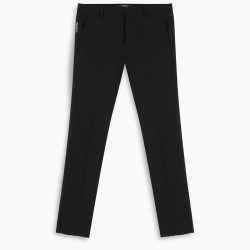 Valentino Black slim trousers