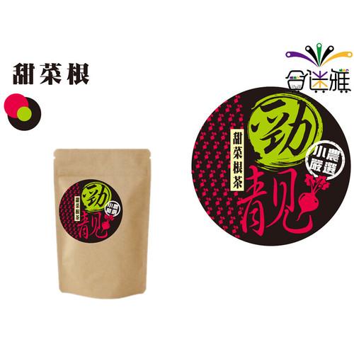 【免運直送】小農嚴選勁靚甜菜根茶包(10包/袋)X1袋 -01