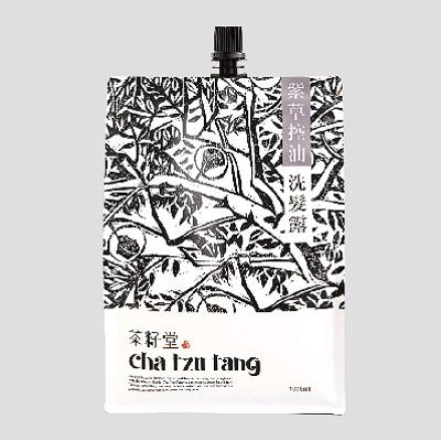 【茶籽堂】紫草控油洗髮露補充包