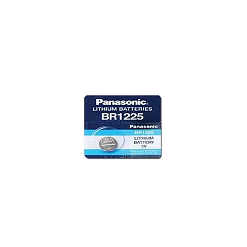 Panasonic 國際牌 鈕扣型鋰電池 1入 / 卡 BR1225