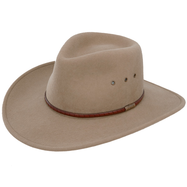 Stetson Moab - Soft Wool Cowboy Hat