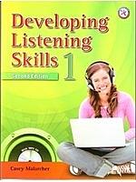 二手書博民逛書店《Developing Listening Skills 1,