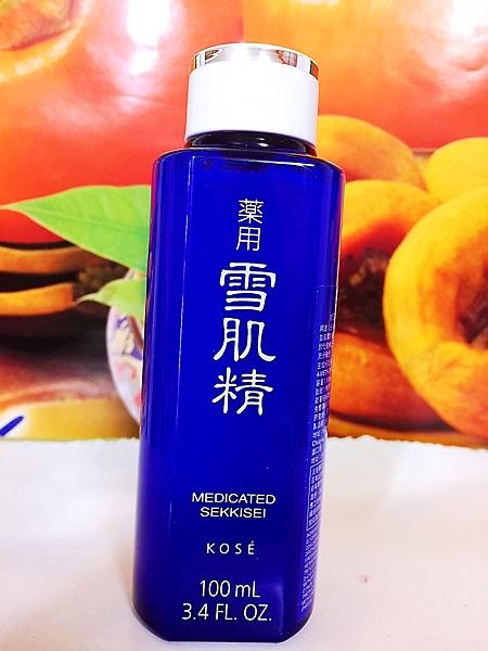 KOSE 高絲 藥用雪肌精化妝水 100ml 百貨公司專櫃貨 旅行用(迪士尼紀念版款)