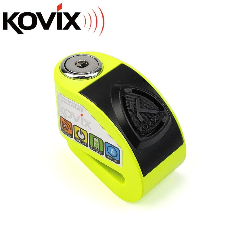 官方直營店 優惠組合 KOVIX KTL16 210 警報鎖 + KOVIX KD6 警報鎖 螢光綠  送原廠收納袋+提醒繩