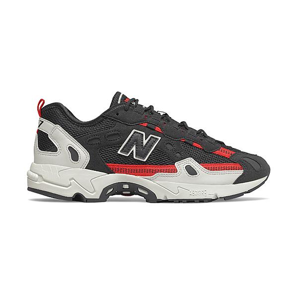 New Balance 827男鞋黑紅復古休閒鞋-NO.ML827AAL