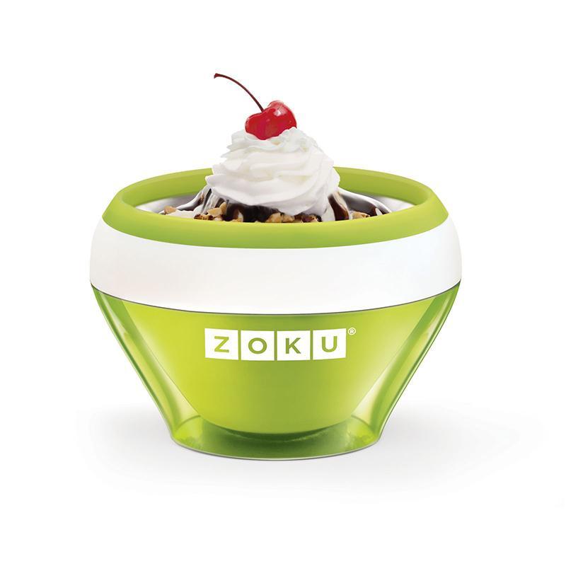 快速製冰淇淋機 (綠色)