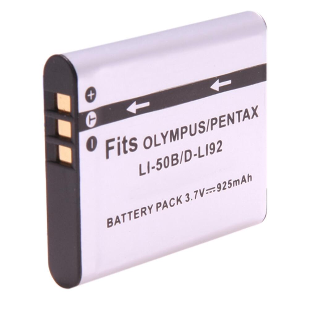 olympus li-50b&pentax d-li92 鋰電池-ka
