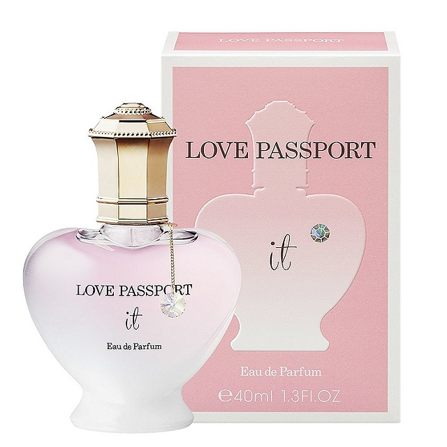 Love Passport Love Passort It 就是愛情淡香精 40ml
