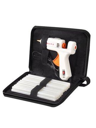 膠槍 熱熔膠槍膠棒手工制作家用熱熔槍熱融膠搶膠條11MM電膠槍膠水7MM