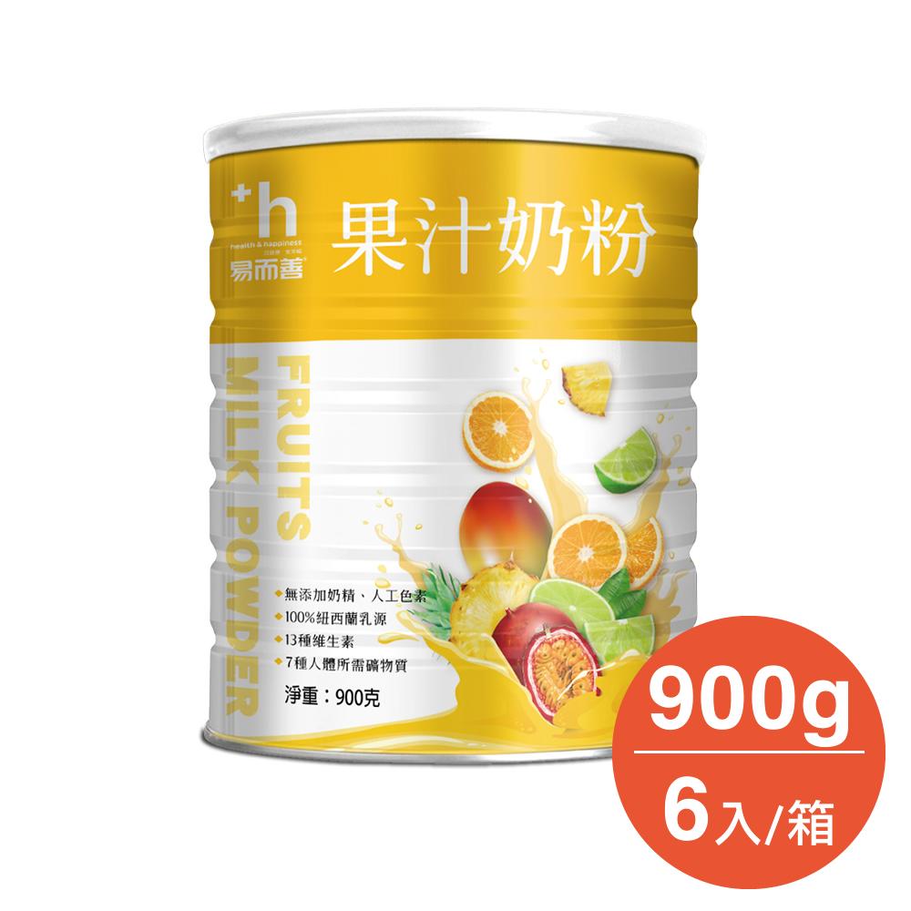 易而善 果汁奶粉 (900g x6罐)