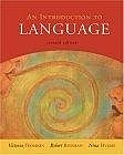 二手書博民逛書店《An Introduction to Language》 R2
