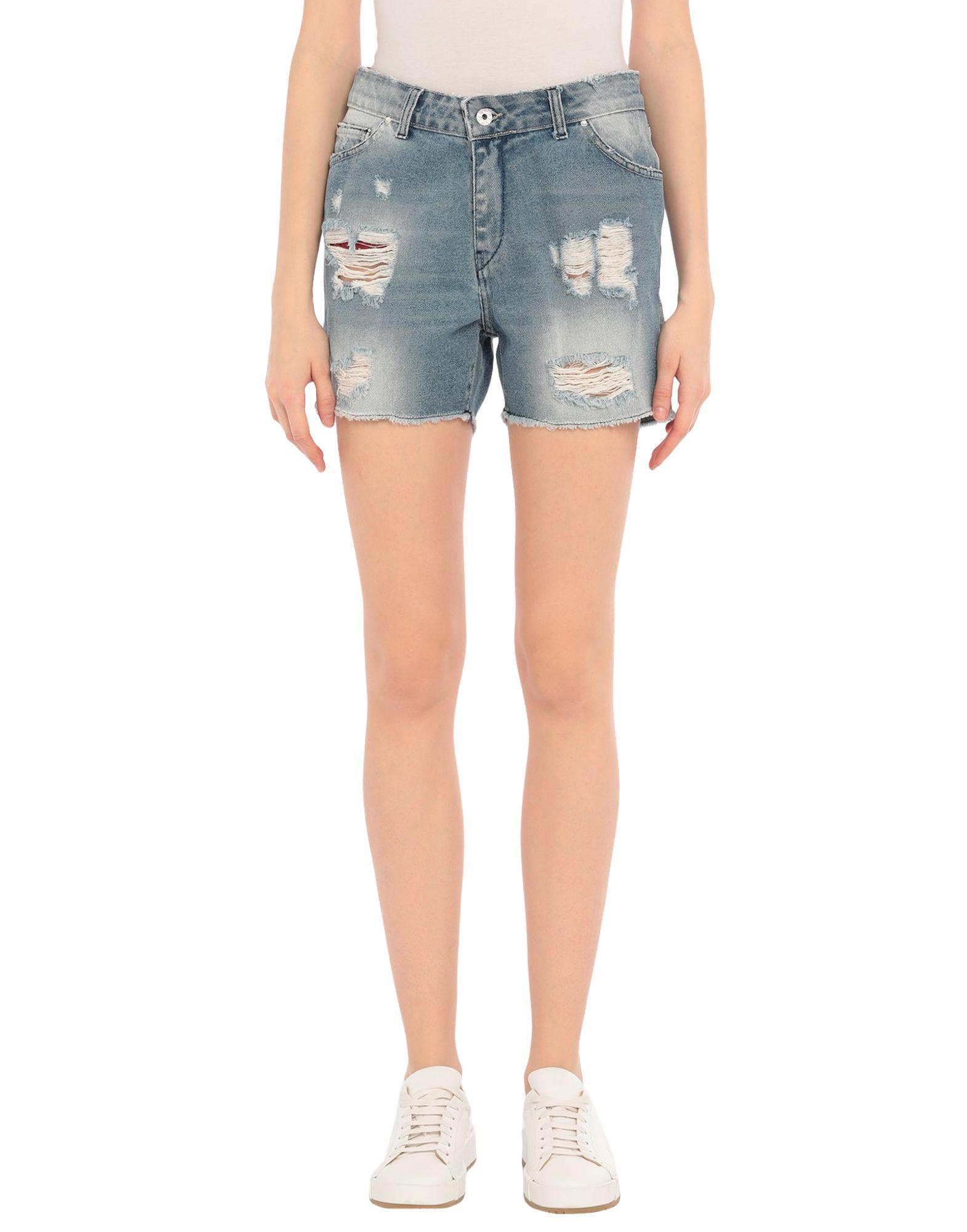 KLIXS Denim shorts - Item 42790638