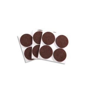 【FaSoLa】防滑桌腳保護墊-小(16入)圓形