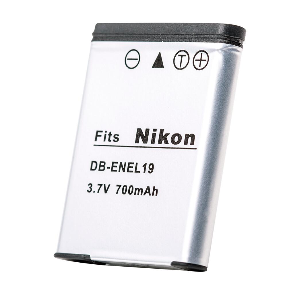 nikon en-el19&sony np-bj1 鋰電池-ka