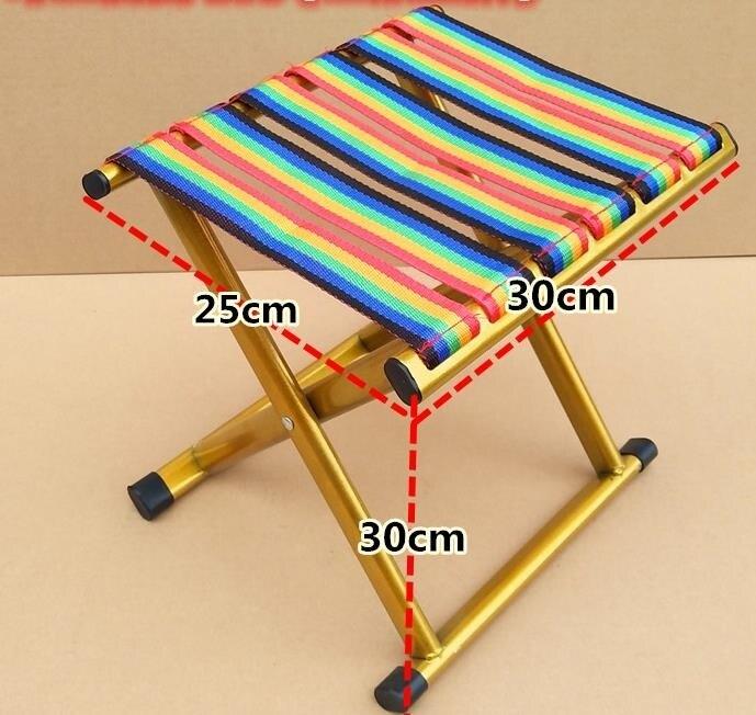 便攜式折疊凳加厚椅子軍工馬扎成人釣魚戶外火車小板凳矮凳子
