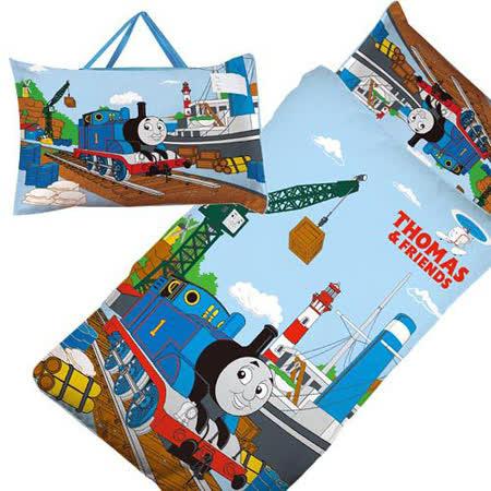 【BabyTiger虎兒寶】卡通造型幼教兒童睡袋-湯瑪士Thomas