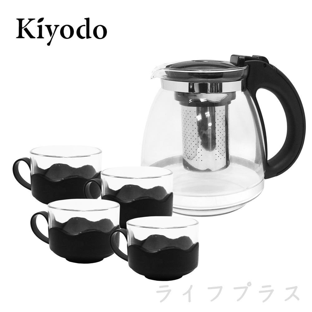 KIYODO五件式杯壺組
