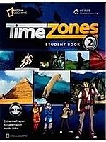 二手書博民逛書店《Time Zones 2: Explore, Discover