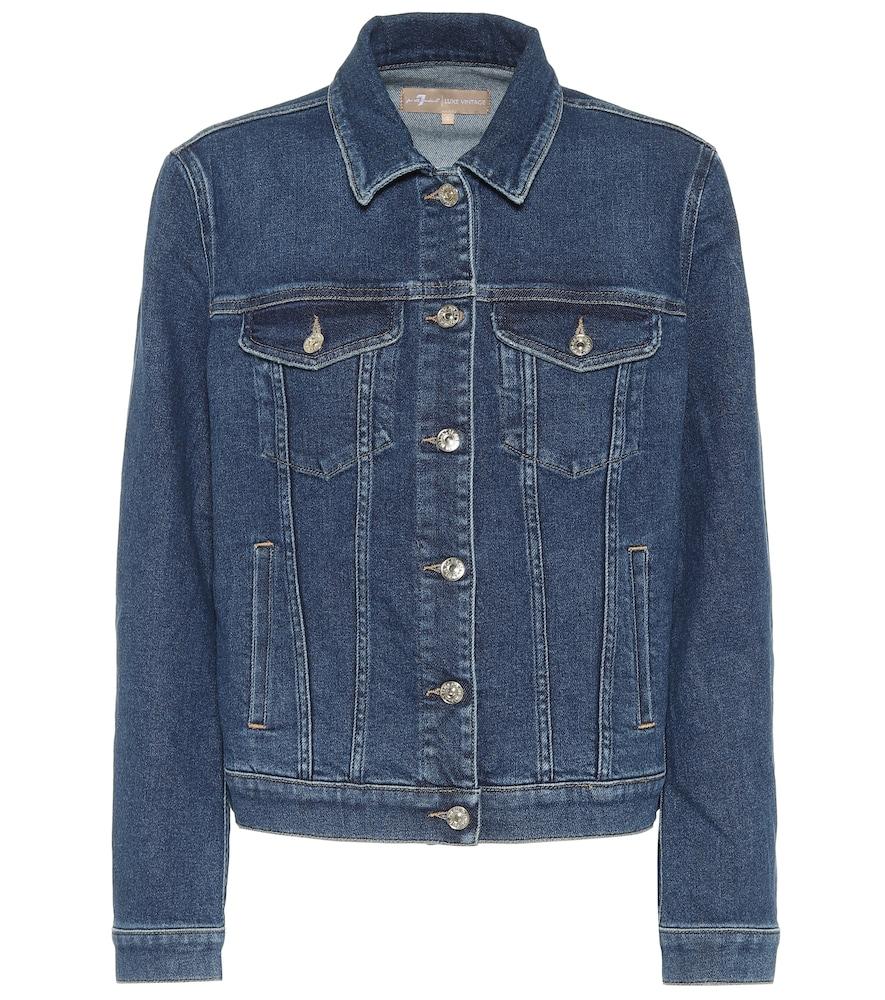 Modern Trucker denim jacket