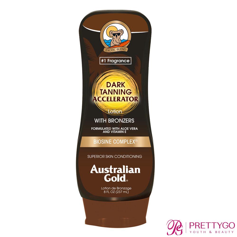 australian gold 金色澳洲 急速黝黑助曬乳液(8oz/237ml)